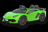12V Lamborghini sous licence 2 sièges